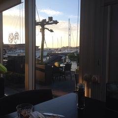 Photo taken at Golden Tulip Hotel Loosdrecht by Toine K. on 10/19/2014