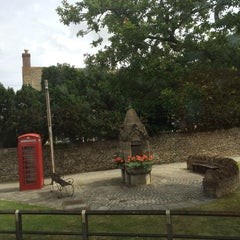 Photo taken at Stow-on-the-Wold by Suncheol G. on 8/5/2015