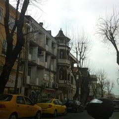 Photo taken at İstasyon Caddesi by Alper K. on 3/7/2013