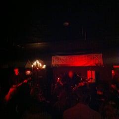 Photo taken at El N' Gee Club by Bill B. on 10/13/2012