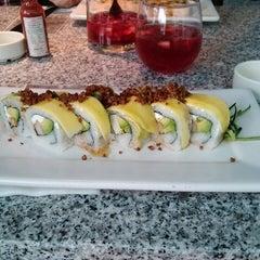 Photo taken at Sushi Roll by Odette V. on 5/5/2013