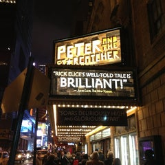 Photo taken at Peter and the Starcatcher by David N. on 1/16/2013