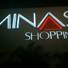 Photo taken at Minas Shopping by Betânia L. on 2/17/2013