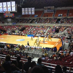 Photo taken at Roberto Clemente Coliseum by Jan M. on 4/14/2013