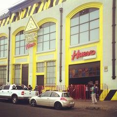 Photo taken at El Huevo by Cristobal A. on 3/7/2013