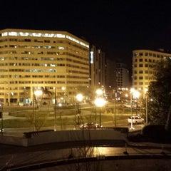 Photo taken at Washington Plaza Hotel by Jim M. on 4/13/2014