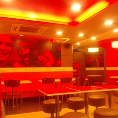 Photo taken at KFC by Vinayak K. on 2/27/2013