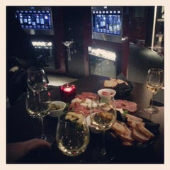 Photo taken at Wine by One by Sebastien P. on 1/19/2013