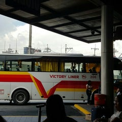 Photo taken at Victory Liner (Pasay Terminal) by Adolf A. on 8/13/2015