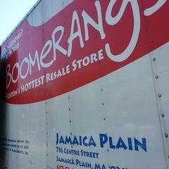 Photo taken at Boomerangs by smokin' j. on 4/21/2013
