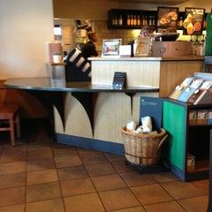 Photo taken at Starbucks by Win K. on 10/19/2012