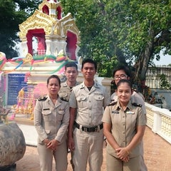 Photo taken at เรือนจำกลางคลองเปรม (Klongprem Central Prison) by Ar J. on 3/27/2015
