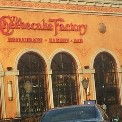 Photo taken at The Cheesecake Factory by Antoine on 1/11/2013