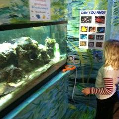 Photo taken at Coastal Children's Museum by Krysten S. on 4/17/2013