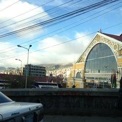 Photo taken at Terminal de Buses by Humberto P. on 4/1/2013