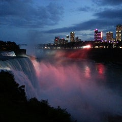 Photo taken at Niagara Falls (American Side) by Pradeep M. on 6/9/2013