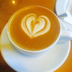 Photo taken at Coffee Factory by annlou on 4/21/2015