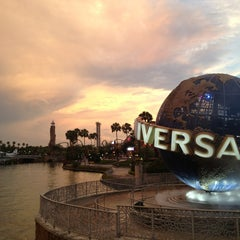 Photo taken at Universal CityWalk by Khalid on 5/21/2013