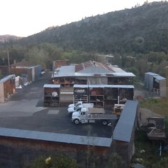 Photo taken at Miners Inn Motel by Kees S. on 4/3/2013