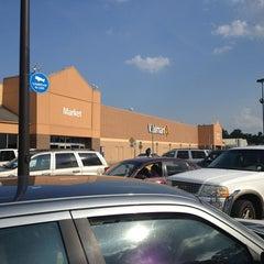 Photo taken at Walmart Supercenter by Raven N. on 8/2/2013