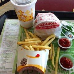 Photo taken at Burger King by Iván S. on 8/14/2015