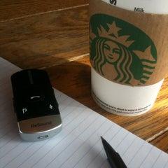 Photo taken at Starbucks by David J. on 3/18/2014