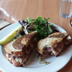 Photo taken at Gigi's Cafe by Elzey P. on 4/13/2014
