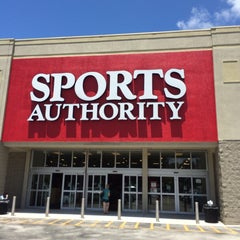 Photo taken at Sports Authority by Karina M. on 7/12/2014