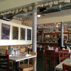 Photo taken at Blue Plate Diner by Kristina G. on 4/2/2013
