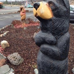 Photo taken at Yreka Black Bear Diner by William d. on 1/13/2014