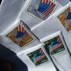 Photo taken at US Post Office by Stephanie K. on 10/21/2013