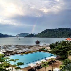 Photo taken at The Westin Langkawi Resort & Spa by Edmund C. on 5/13/2013