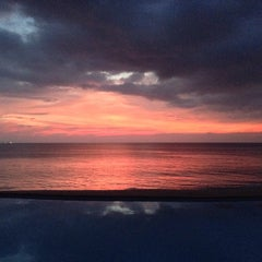 Photo taken at Amantra Resort & Spa Koh Lanta by Subro on 11/4/2013