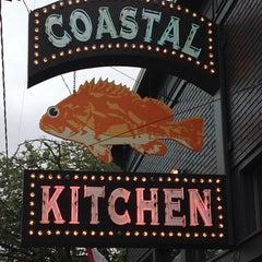 Photo taken at Coastal Kitchen by Jeff H. on 5/19/2013