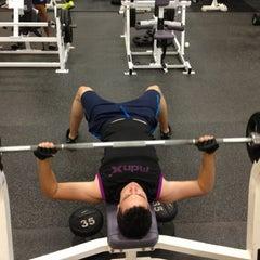 Photo taken at LA Fitness by Edwin B. on 9/2/2013