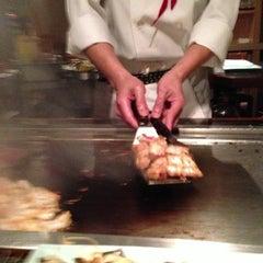 Photo taken at Sakura Japanese Restaurant by Edward K. on 1/11/2013
