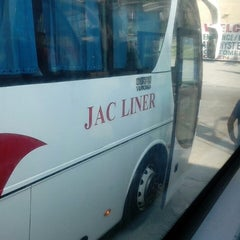 Photo taken at JAC Liner Terminal by Arjan Z. on 5/23/2013