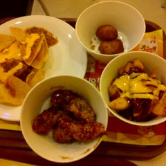 Photo taken at Richeese Factory by Stevani M. on 4/29/2013