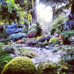 Photo taken at Fenway Victory Gardens by Frederick Bernard S. on 9/14/2012