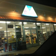 Photo taken at Miller's Neighborhood Market & Shell Gas Station by Gerald B. on 3/9/2013