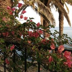 Photo taken at Villa Cipriani by Daria B. on 7/11/2013