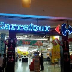 Photo taken at Transmart Carrefour by Yuwandi C. on 3/31/2013