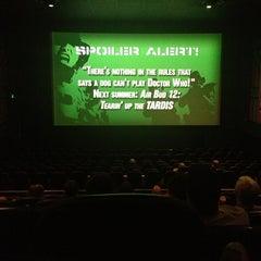 Photo taken at Regal Cinemas Brooklyn Center 20 by Melanie on 8/15/2013