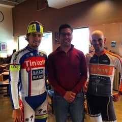 Photo taken at Park City Coffee Roaster by Rob H. on 5/21/2015