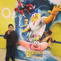 Photo taken at Cinemex by Álvarez A. on 1/25/2015