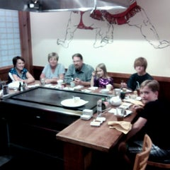 Photo taken at Sumo Japanese Steakhouse by Larry J. on 8/20/2013