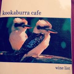 Photo taken at Kookaburra Cafe by Peter M. on 3/16/2015