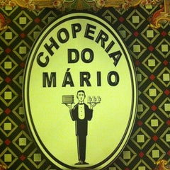 Photo taken at Choperia do Mário by Melissa B. on 6/21/2013