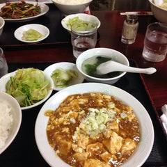 Photo taken at 中華料理 しむら by T. R. on 8/23/2014