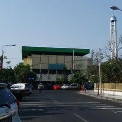 Photo taken at Masjid Al-Muhajirin by setia1heri on 8/29/2014